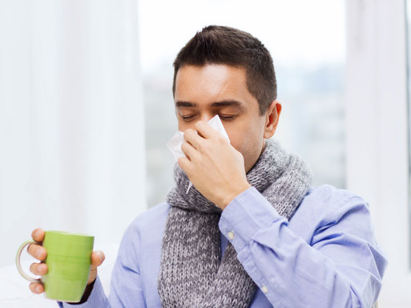 Natural Remedy For Cold & Flu
