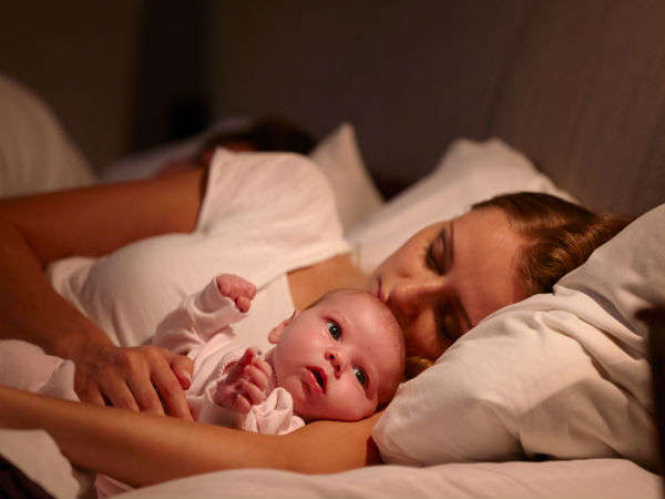 Sleep Deprivation: What Are The Signs & How Can A New Mom Cope With This