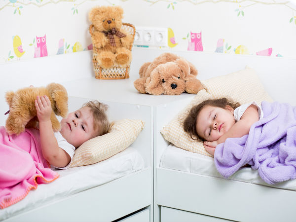Should You Let Your Child Sleep With You