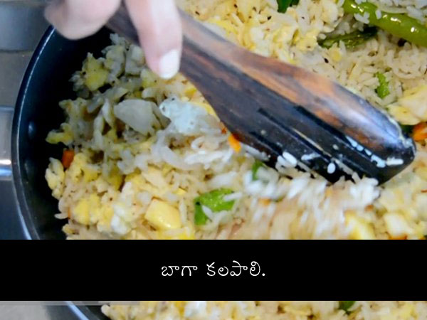fried rice video recipe