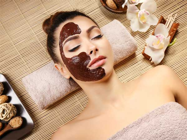 effective diy chocolate face mask