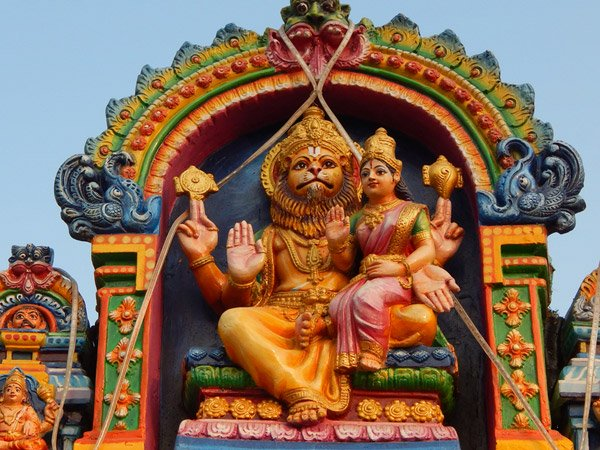 8 Names of Narasimha