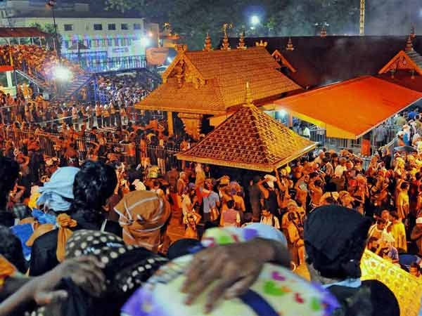 Importance of Ghee Filled Coconut Sabarimala Temple