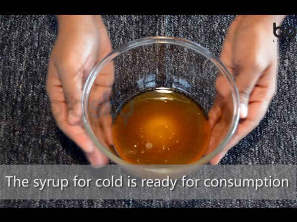 Ginger Honey Lemon Cough Remedy with Apple Cider Vinegar