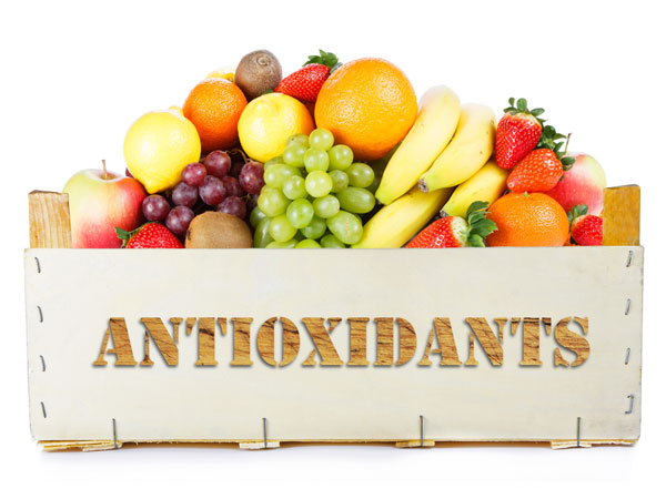 Antioxidants are molecules that stop the process of oxidation