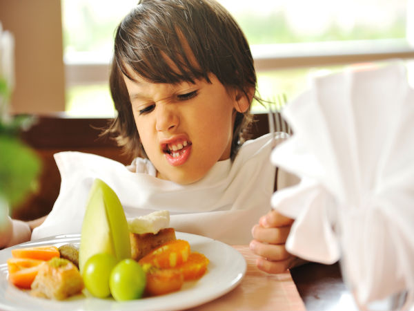 Child's Anxiety May Be Linked To Food Allergy,