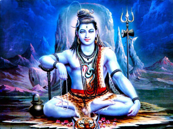 Lord Shiva Taught Yoga to Parvati After Marriage