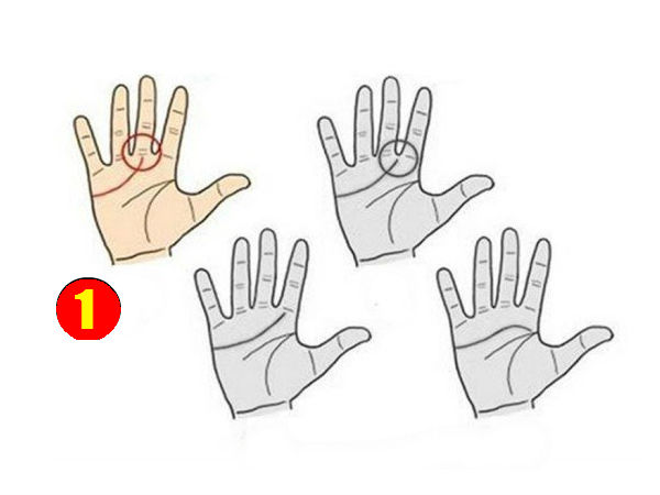 These Are The Lucky Signs On Your Palms That Reveal Your Personality,