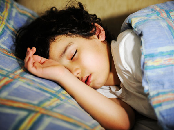 10 Foods That Help Your Kids Fall Asleep