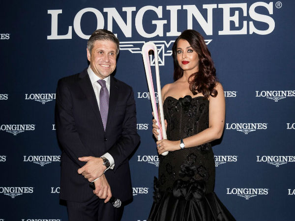 Aishwarya Rai Bachchan attended Longines' latest store launch in Sydney