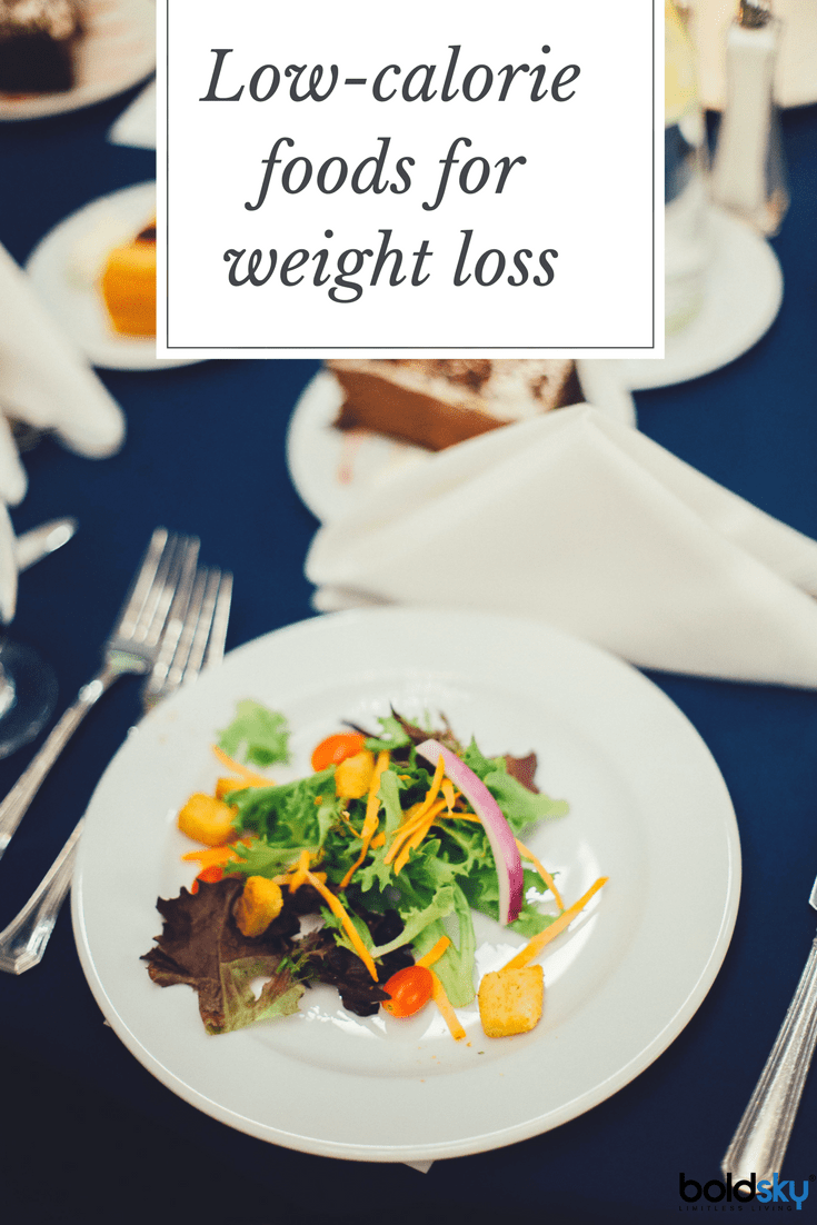 10 Low-Calorie Foods For Weight Loss