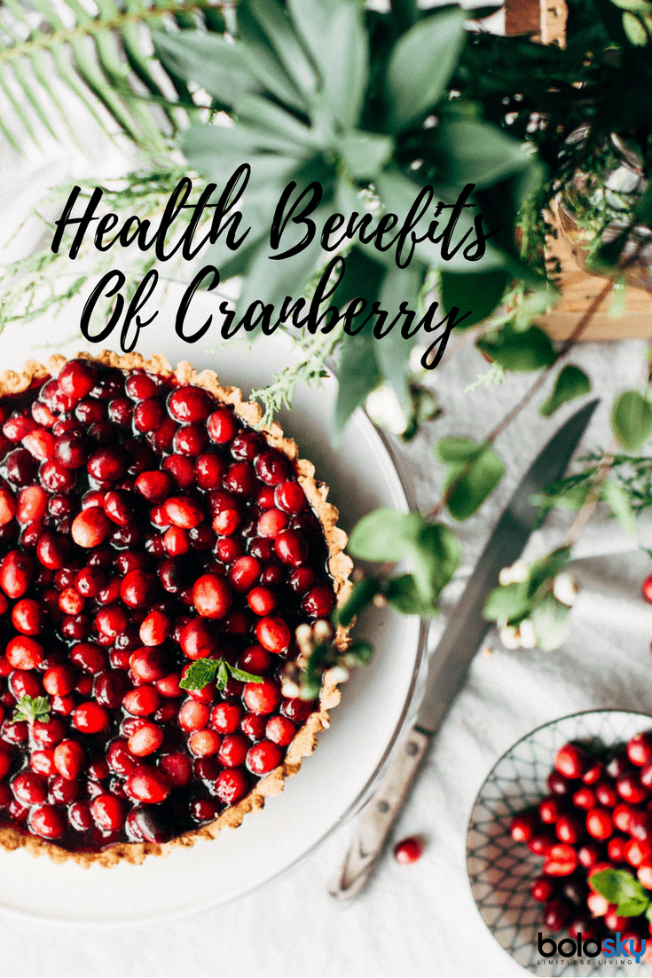 10 Amazing Health Benefits Of Cranberries