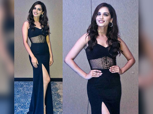 Manushi Chillar At Welcome Dinner For Miss World Tour