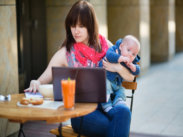 5 Tips To Overcome Working Mom's Guilt