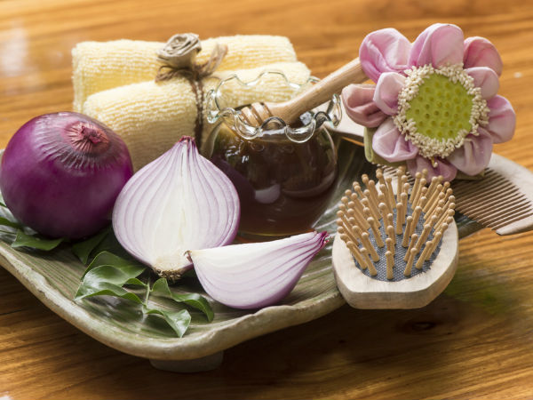 Onion: The Single Most Effective Home Remedy For Hair Loss
