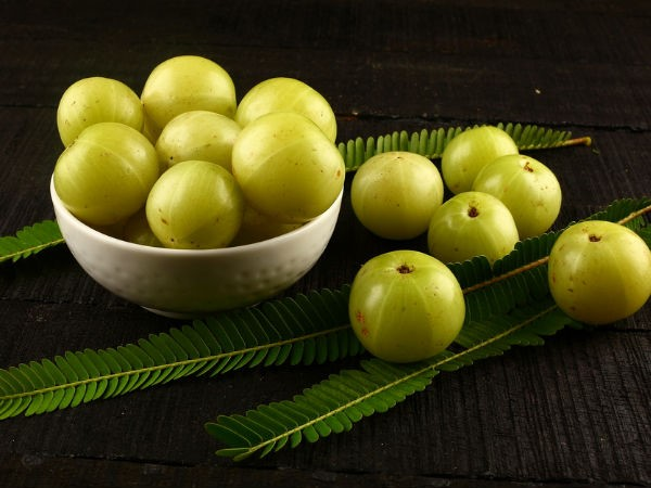How beneficial is a fusion of Amla and Castor Oil