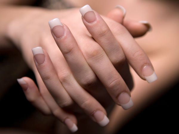 Whiten Your Nails With These Home Remedies