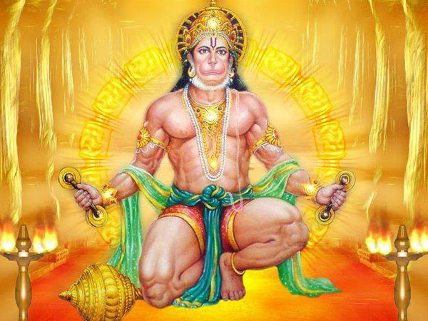 Bond Between Lord Rama And Hanuman