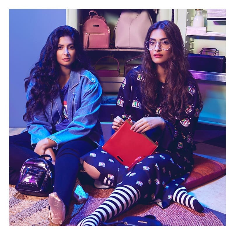 Sonam And Rhea Are Killing It In The Latest Retro Collection Of Rheson