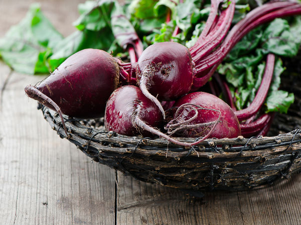 What are the benefits of eating one beetroot daily