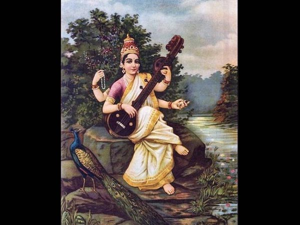 Steps To do Saraswati Puja At Home