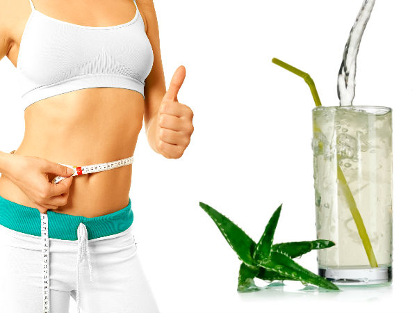5 Ways To Lose Weight With Aloe Vera,