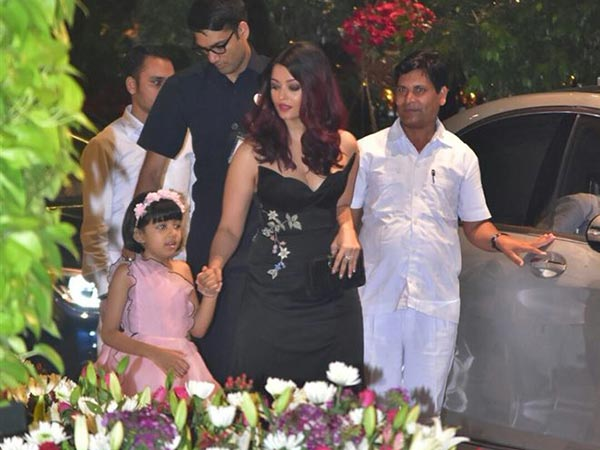 Aishwarya Rai at Ambanis Party