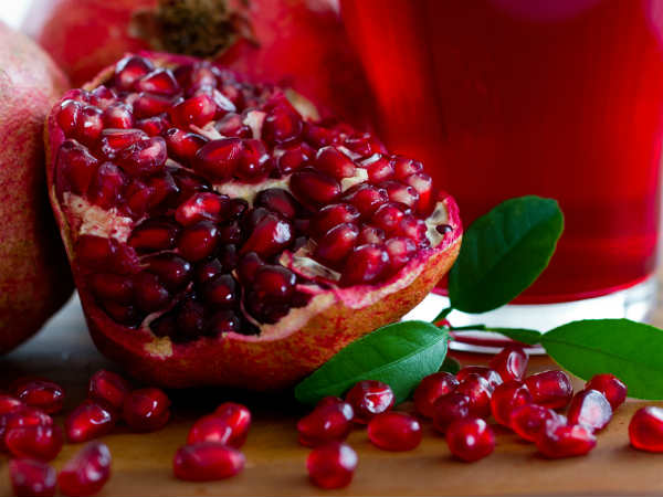Is it OK to have Pomegranate during pregnancy?