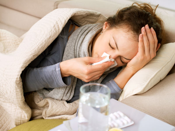 Natural Home Remedies For Cold And Flu,