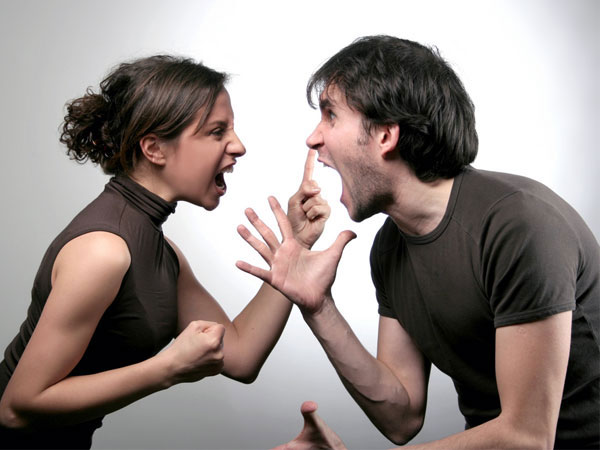 HOW TO CONTROL ANGER IN A RELATIONSHIP