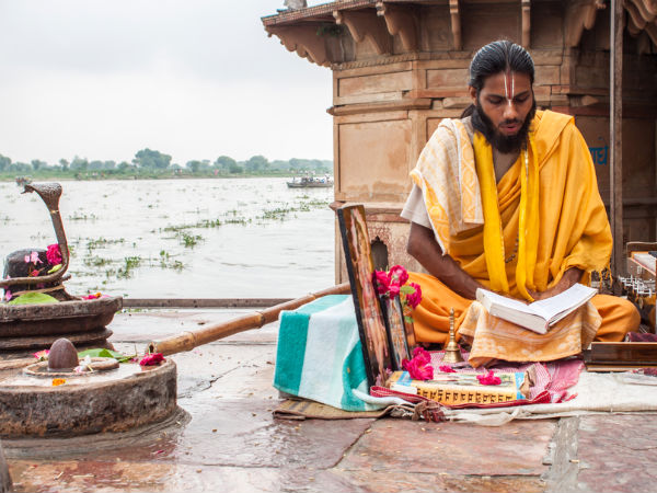 The importance of chanting Vedic Mantras