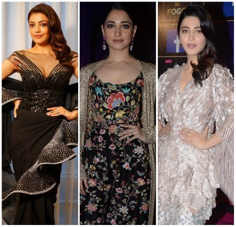 The Best Dressed Divas from Zee Telugu Apsara Awards 2018