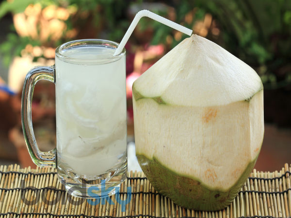 8 Benefits Of Tender Coconut Juice With Honey Every Morning