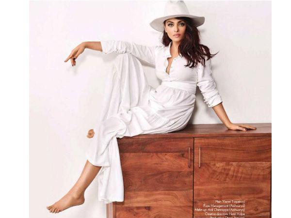 Bollywood Beauty Queen Aiswaya Rai Looks Like 16 in Recent Vogue Photoshoot!