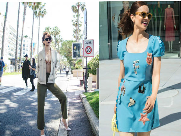 Sexy Or Cute: Which Kangana's Cannes 2018 Off The Red Carpet Look Woos You More?