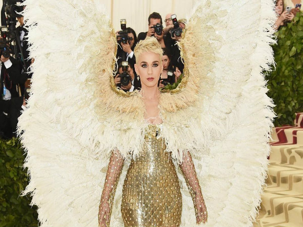 Met Gala 2018: Katy Takes The Theme Too Seriously, Stuns Anyway!