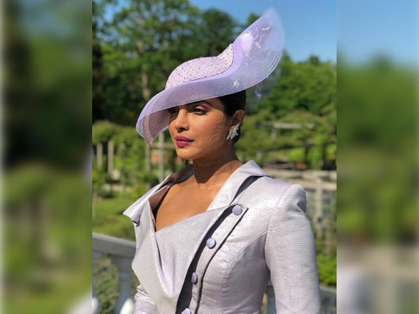 And Finally, We Got To See What Priyanka Wore At The Royal Wedding