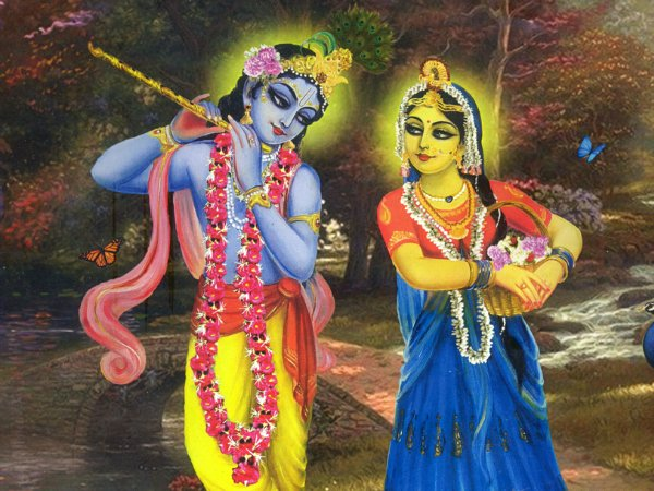 Why Radha Was Not Married To Krishna