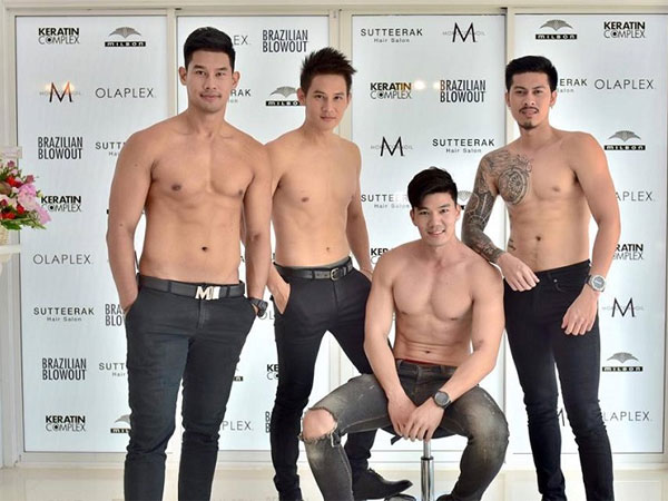 Models Who Offer Services At This Thai Spa