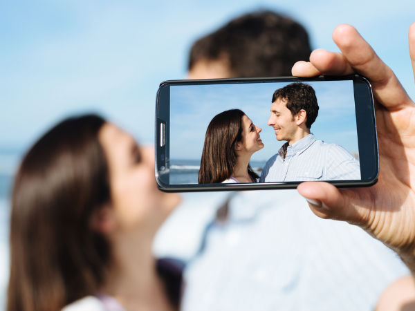 How A Single Selfie Formed A Relationship Of Love