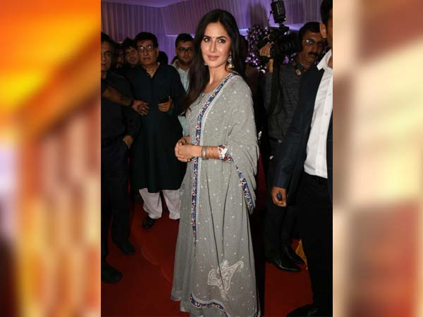 From Salman To Katrina, Who Wore What At Baba Siddique's Iftar Party