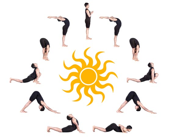 What is the perfect time to do Surya Namaskar?