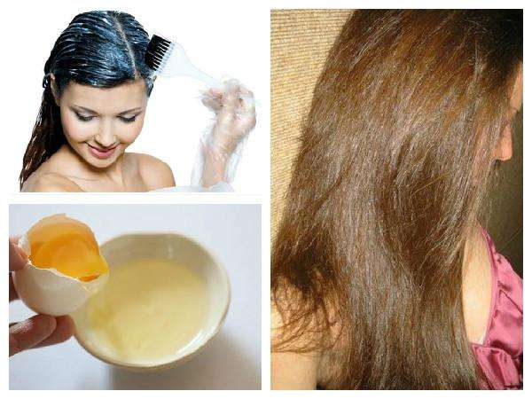 Egg Masks To Treat Frizzy And Dull Hair