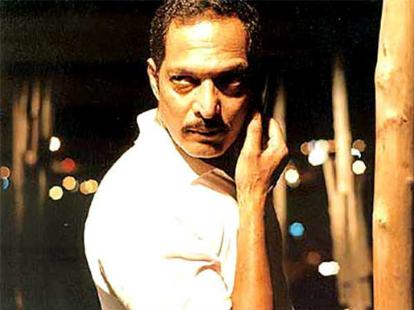nana patekar military career