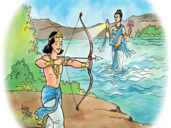 భీష్ముడు గంగాదేవికి కొడుకు అలా అయ్యాడు, కామాన్ని సహించాడు,  అతిసంభోగంతో రాజయక్ష్మం