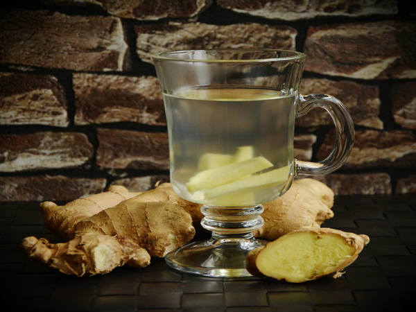 This Is The Reason Why You Must Drink Ginger Tea Everyday & Here Is The Right Way To Prepare