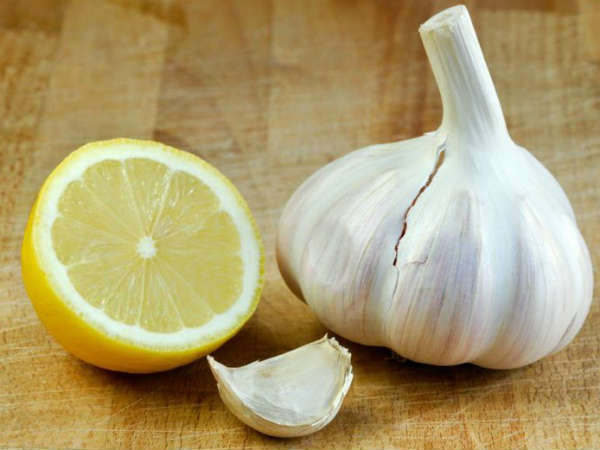 Can Garlic And Lemon Help In Strengthening The Nails?
