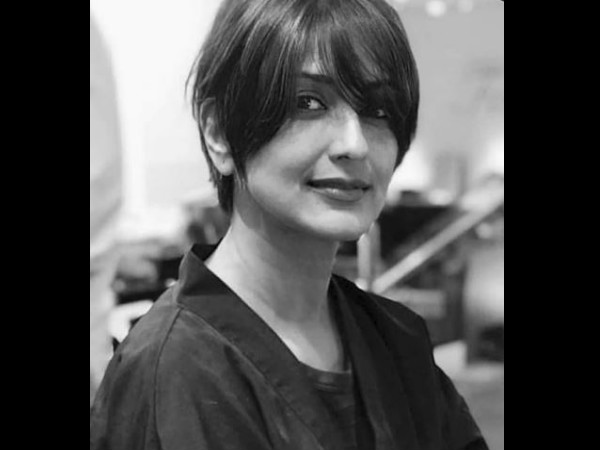 Sonali Bendres New Look : Chemotherapy Hair Loss Tips