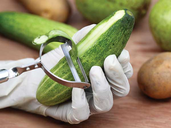 Benefits of eating Unpeeled cucumbers that you were not aware of