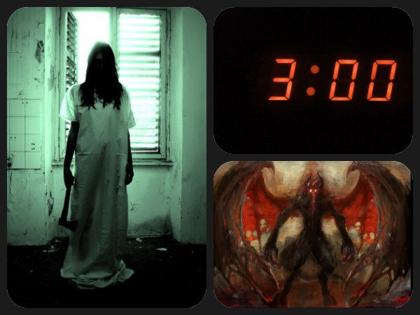Is 3 am Dream The Devil's Hour?